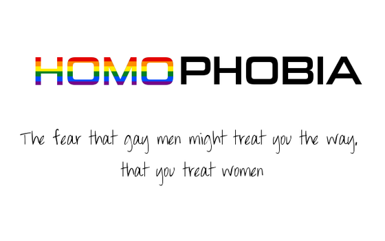 homophobia by desm0tes