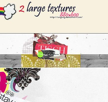 2 pretty textures by ANGOOY