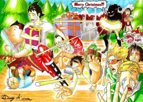 Merry christmas by HIRUMA by Sommum