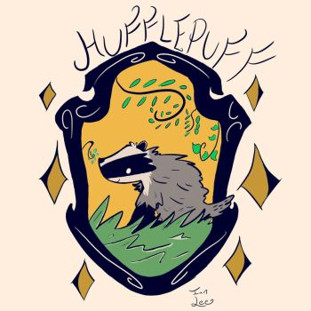 House Hufflepuff by Dazeinnight