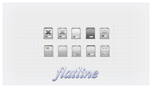 Flatline 32px by phs2