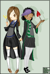 Hogwarts Collab (Base) by FireWings26