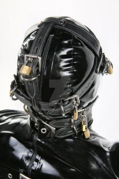 Leather Head Harness by Ange1ica