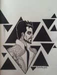 Adam Jensen by RAD-GLaDOS