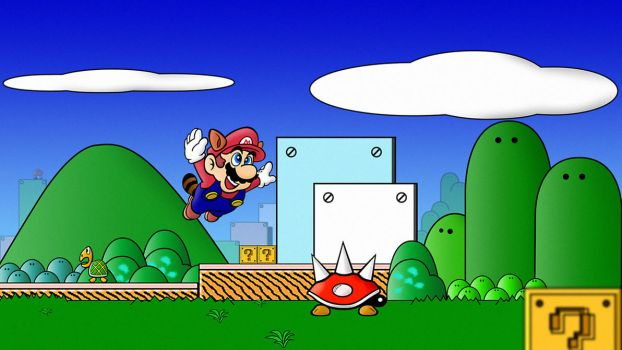 Mario 3 Showcase  1.78 version by debeerguy007