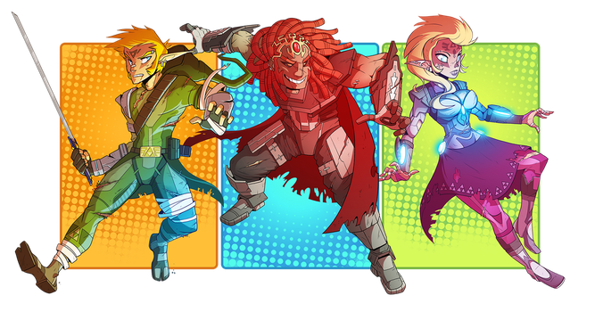 The Legend of Zelda: The Future of AWESOME by CauseImDanJones