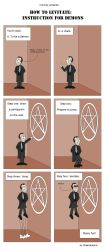 SPN: How to levitate by PheaVampire