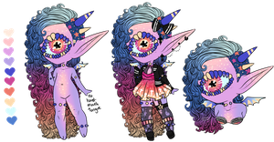 Xynthii Adopt: CLOSED by ObsceneBarbie