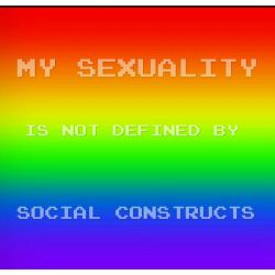 My sexuality is not defined by... (1) by timeywimeystuff13