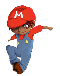 It's Mario Time by AnimeVSReality