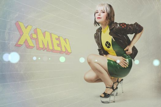 Rogue of the X-Men by realrogue