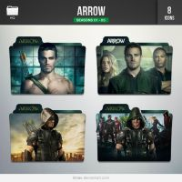 Arrow [Folders] by limav