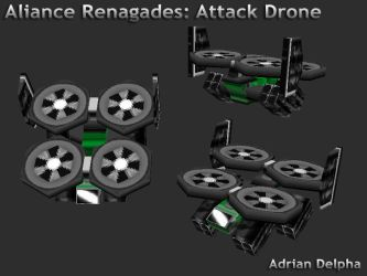 Alliance Renegades by DelphaDesign