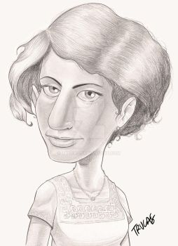 Ana Freud by Trucas