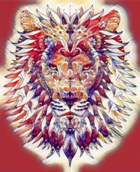 Lion by iside2012