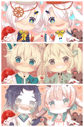 [CLOSED] OTP Icons by Masaomicchi