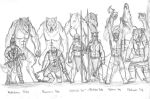 Age of Darkness: The Wild Tribes by DWestmoore