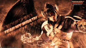 Tekken 7 Devil Jin Wallpaper by TagMaster1988