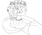 Monster Shark Girl: Five More Heads by KaijuATTACK877