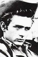 James Dean with cowboy hat by bleedlikealexdoes