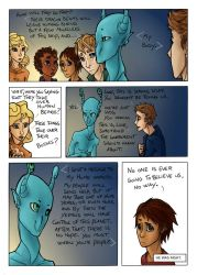 The Invasion Ch. 3, Pg. 2 by CamishCD