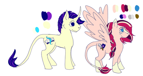 MLP NG: Twilight's Kids by VampireLouislove