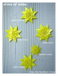 Stars of Eden, Southern Cross by Figuer