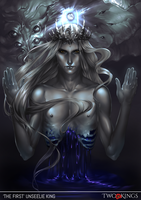 'The First' Unseelie Kings by Doublethickcustard
