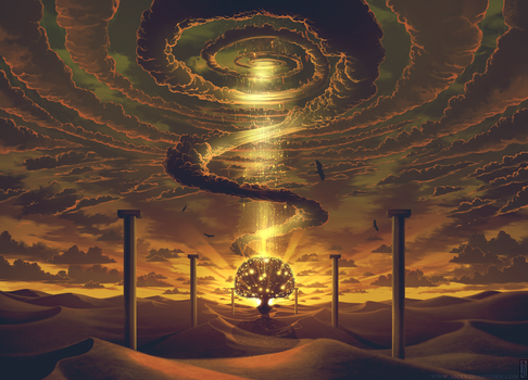 Theories Of Light Front Cover by Ascending-Storm