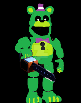 Security GreenBear by oldsportDSAF