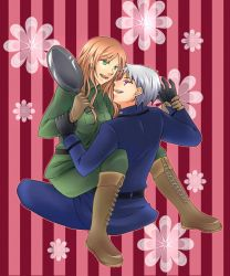 Hetalia - Hung tops. Always. by afuji