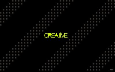 simple creative wallpaper by Najam-Qureshi