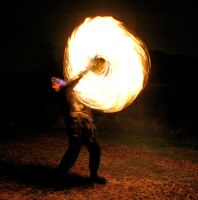 Slicing Fire Wheel by MD-Arts