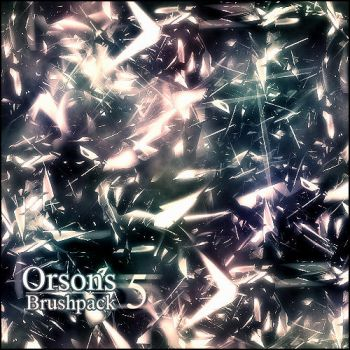 Orsons brushpack 5 by O-R-S-O-N