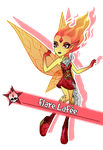 MH: Flare LaFee by bigrika