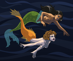 Down Where It's Wetter by ErinPtah
