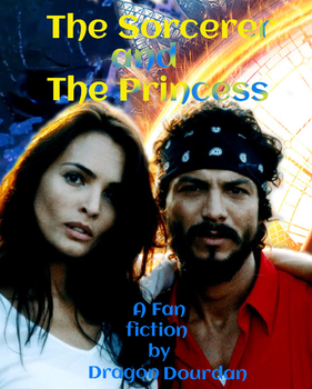 The Sorcerer and the Princess- Muro version by dourdan