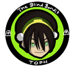 Toph icon by CuriouslyXinlove