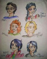 Mortal Instruments by Muchacha10