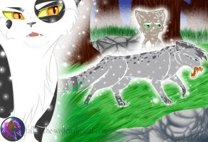 Warrior Cats Headcanons #3 (Yay More Ashfur) by Fallen-the-Wolfen