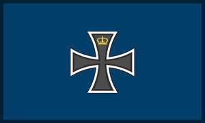 Old flag of the imperial alliance by Arminius1871