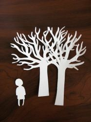 Papertrees by mathilde