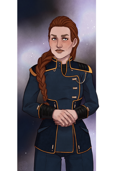 [ME] Eleanor Shepard by hes-per-ides