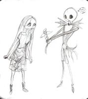 Jack and Sally Children by antoinette721