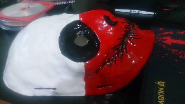 PAYDAY2 - Wolf Mask by ckdh29