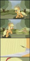 MLP short: Apples by FrenkieArt