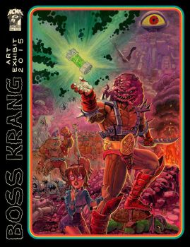 BOSS KRANG by RalphNiese