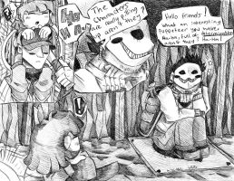 OFFtale: The Merchant by Miss-DNL