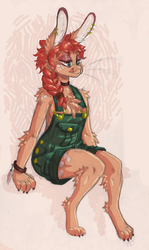 Overalls by TheGutterBunny