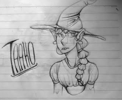 Taako by Gagiass1545